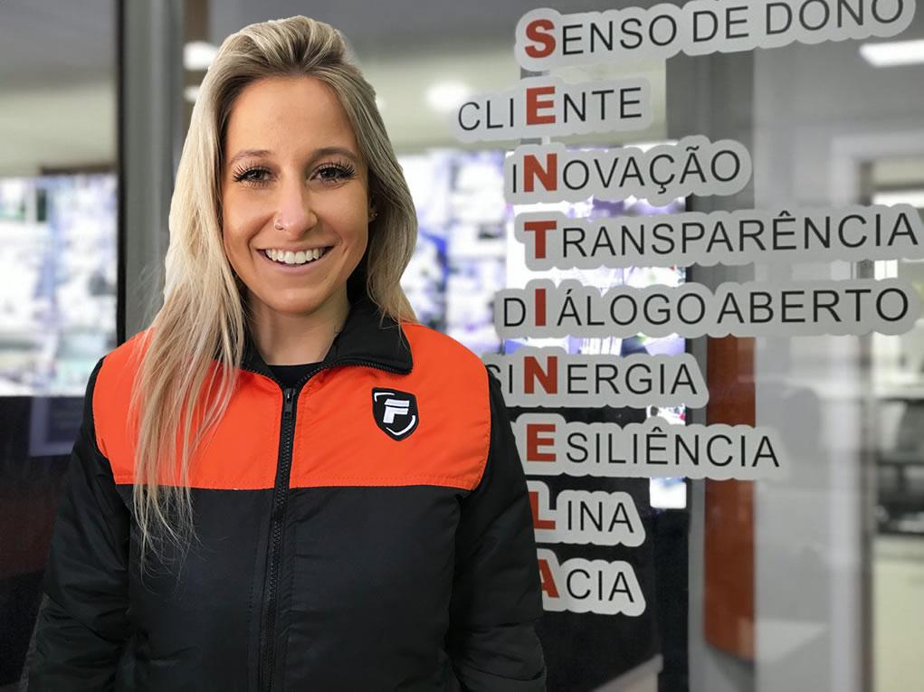Folk empresa de portaria remota em Curitiba